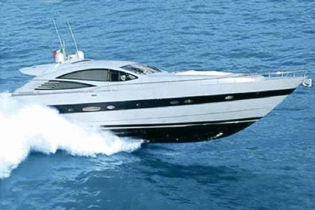 ... acting as Central Agent, has sold the Pershing 76 Denise.