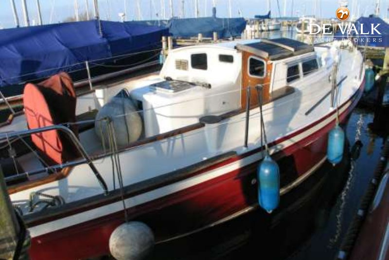 41 FT CENTREBOARD sailing yacht for sale | De Valk Yacht broker