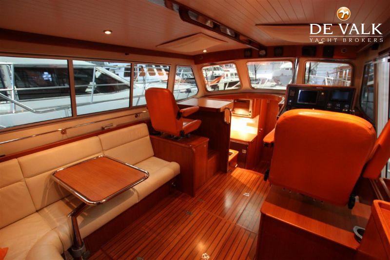 Motorkruisers en Jachten Aquastar Ocean Star 118 foto 10