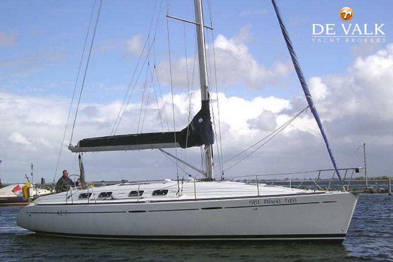 Beneteau First 42s7 Sailing Yacht For Sale De Valk Yacht