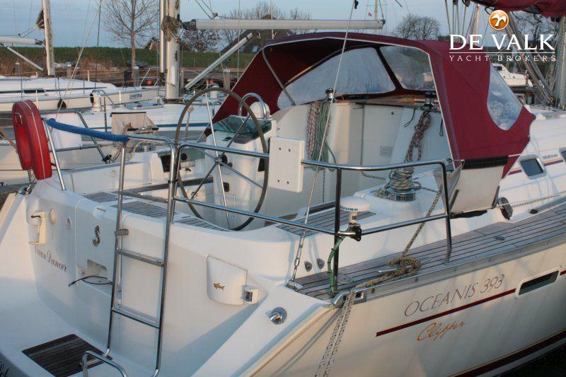 Beneteau Oceanis 393 Clipper Sailing Yacht For Sale De Valk Yacht