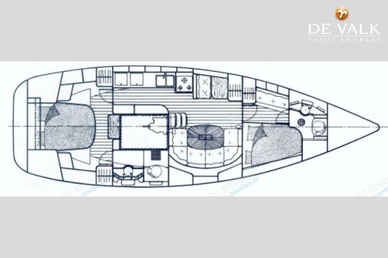 beneteau oceanis 40 cc sailing yacht for de valk yacht broker beneteau oceanis 40 cc
