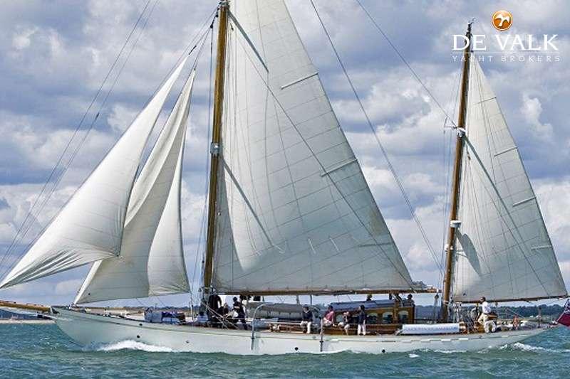 Kajuitzeilboten en Zeiljachten Thornycroft Bermudan Ketch 95 foto 4