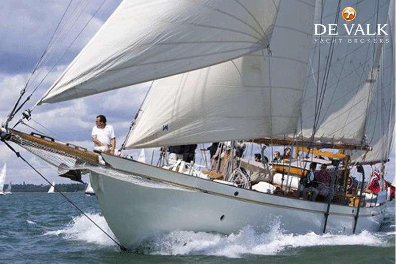 Kajuitzeilboten en Zeiljachten Thornycroft Bermudan Ketch 95 foto 6