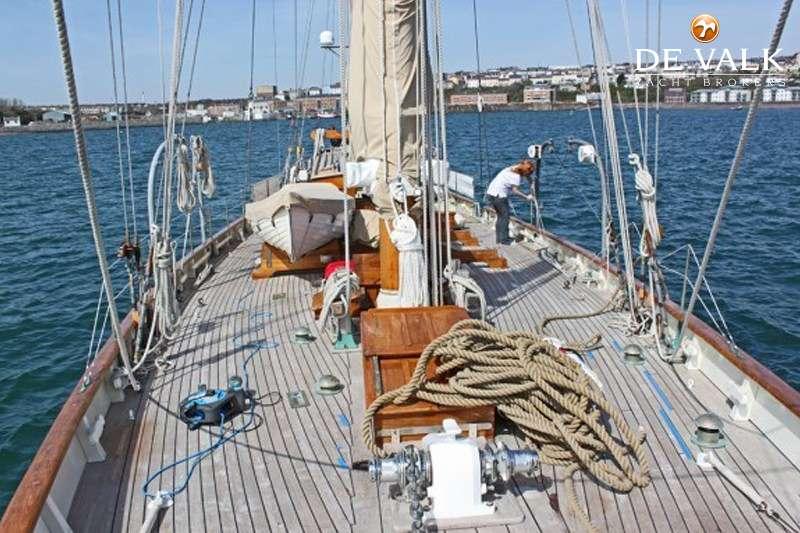 Kajuitzeilboten en Zeiljachten Thornycroft Bermudan Ketch 95 foto 8