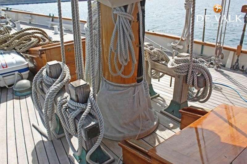 Kajuitzeilboten en Zeiljachten Thornycroft Bermudan Ketch 95 foto 9