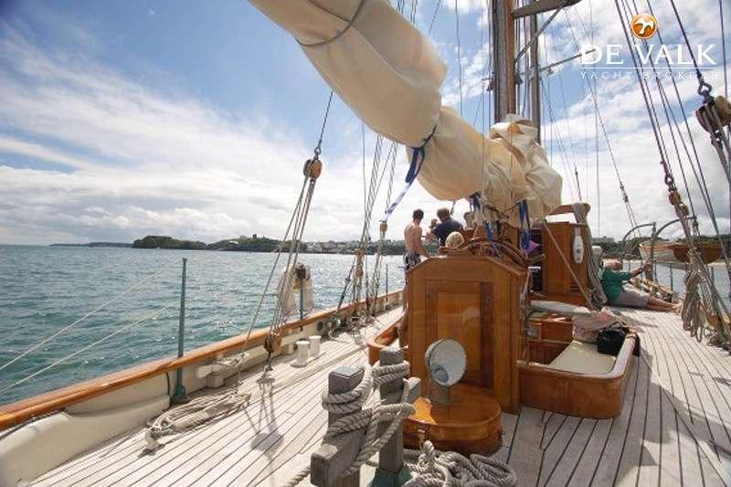 Kajuitzeilboten en Zeiljachten Thornycroft Bermudan Ketch 95 foto 10