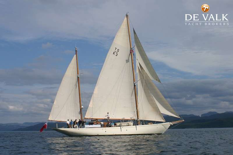 Thornycroft Bermudan Ketch 95