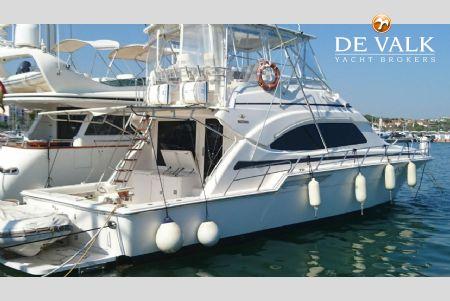 FLEMING 55 motor yacht for sale   De Valk Yacht broker