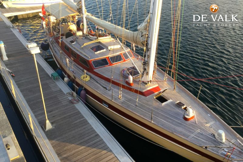 BLUEWATER 52 OFF-SHORE KETCH sailing yacht for sale | De