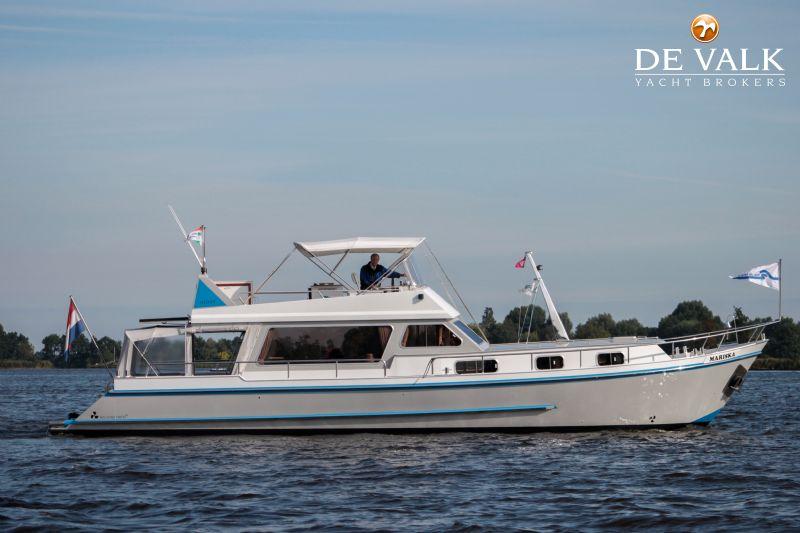 boumans de luxe 1500 gsok motor yacht for sale de valk yacht broker. Black Bedroom Furniture Sets. Home Design Ideas