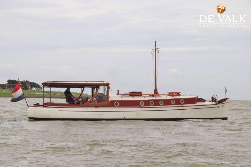 Beste CLASSIC SALOON BOAT motorboot te koop | Jachtmakelaar De Valk YL-15