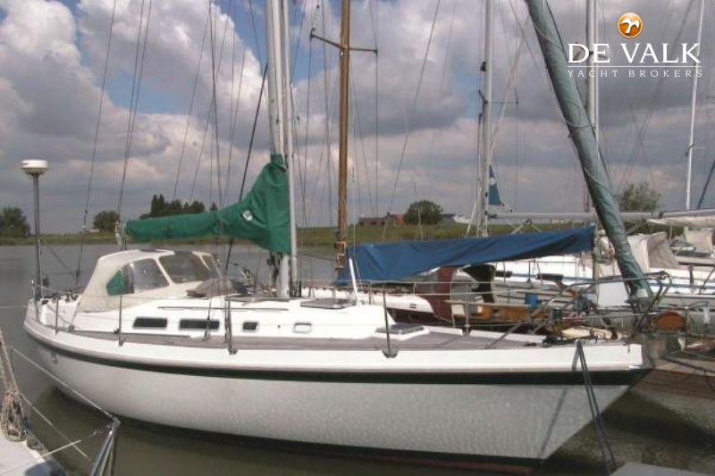 Contest 34 Sailing Yacht For Sale De Valk Yacht Broker