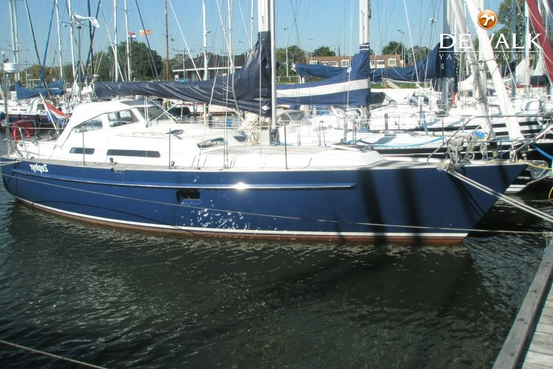CUMULANT 37 LIFTING KEEL sailing yacht for sale | De Valk Yacht broker