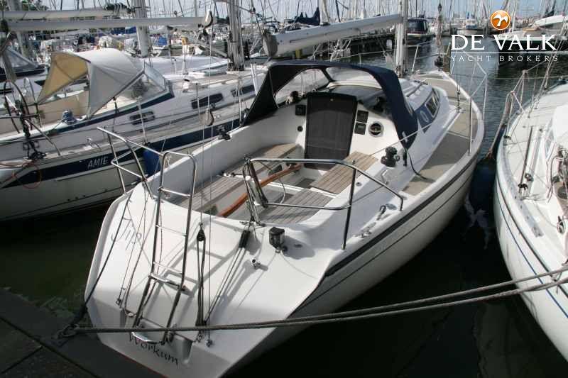 dehler 31 top sailing yacht for sale de valk yacht broker