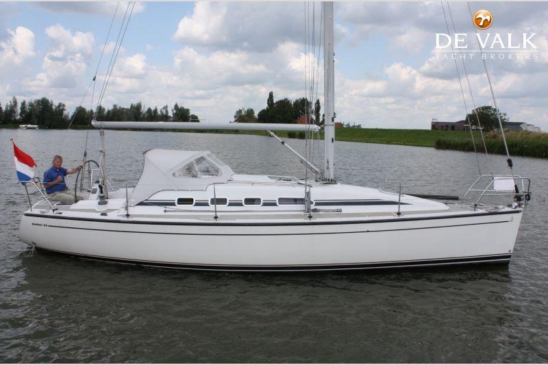 Dehler 34 Jv Segelboot Zu Verkaufen De Valk Jachtmakler