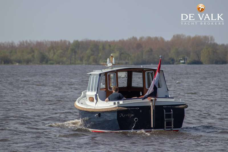 Motorkruisers en Jachten Evon 810 Kajuitsloep foto 7