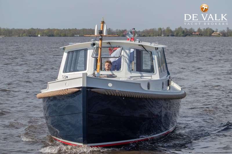 Motorkruisers en Jachten Evon 810 Kajuitsloep foto 4