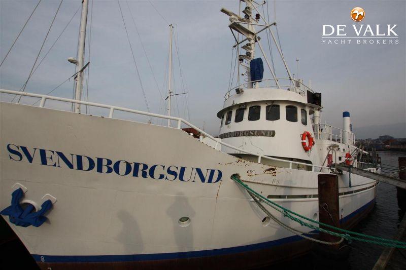 Motorkruisers en Jachten Expedition Ship foto 2