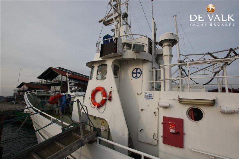 Motorkruisers en Jachten Expedition Ship foto 3