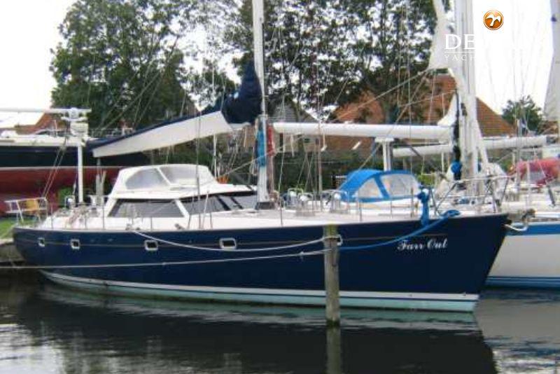 Farr 50 Pilothouse Sailing Yacht For Sale De Valk Yacht