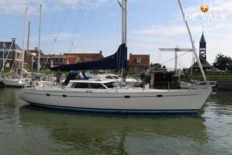 Farr 50 Pilothouse Sailing Yacht For Sale De Valk Yacht Broker