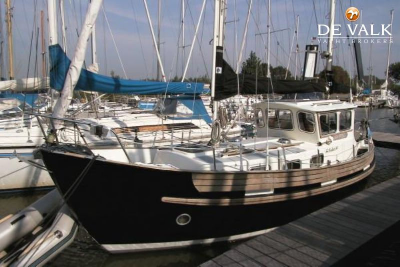 FISHER 30 sailing yacht for sale | De Valk Yacht broker