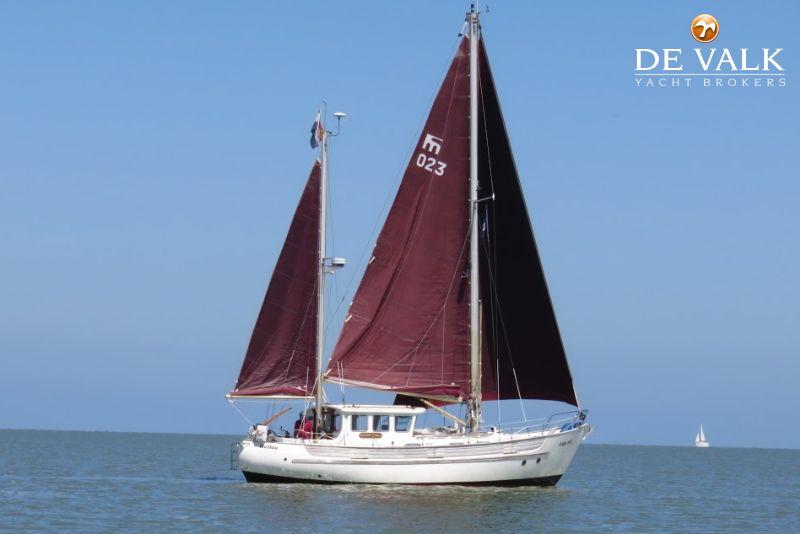 FISHER 37 motorsailer for sale   De Valk Yacht broker