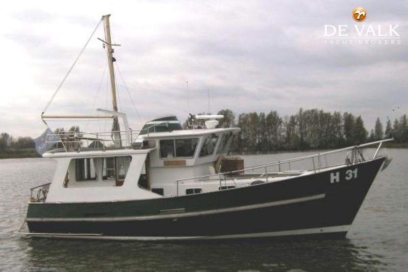 fisher 38 u0026 39  trawler yacht motor yacht for sale