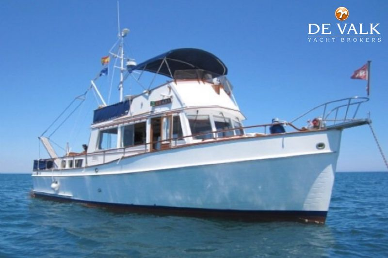 Grand banks 42 classic motor yacht for sale de valk for Grand banks motor yachts for sale