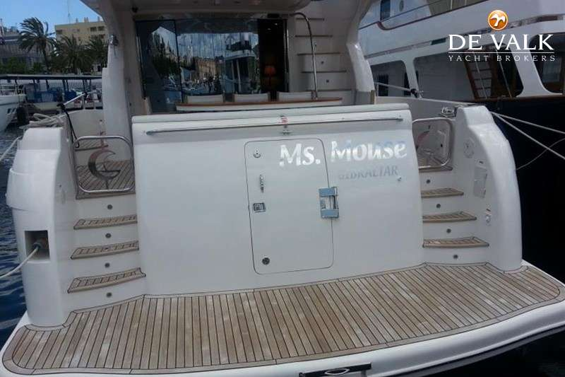 Motorkruisers en Jachten Gulf Craft Majesty 66 foto 9