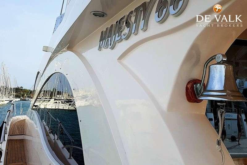 Motorkruisers en Jachten Gulf Craft Majesty 66 foto 7