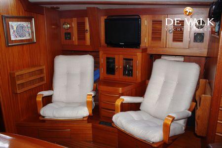 HALLBERG RASSY 45 segelboot zu verkaufen | De Valk Jachtmakler