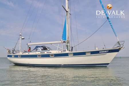 HALLBERG RASSY 49 sailing yacht for sale | De Valk Yacht broker
