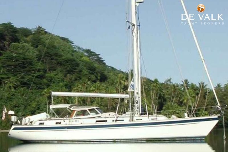 hallberg rassy 53 sailing yacht for sale