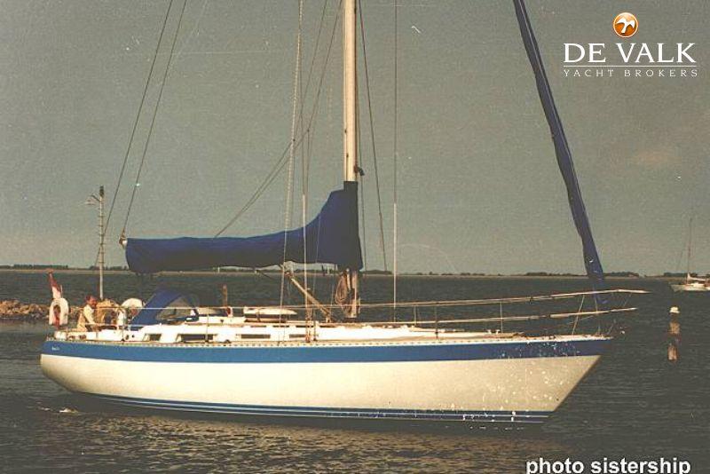 Nauticat 38 - FISHER 37 motorsegler zu verkaufen   De Valk Jachtmakler