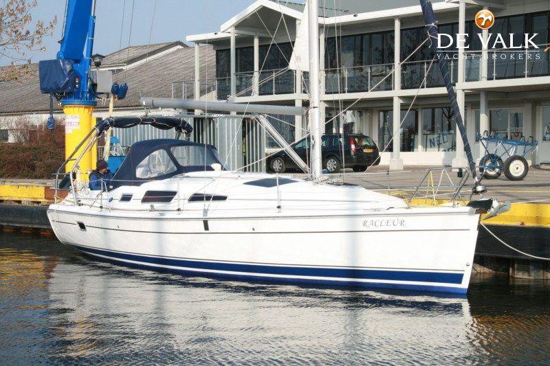 Hunter 33 zeilboot te koop jachtmakelaar de valk - Te koop ...