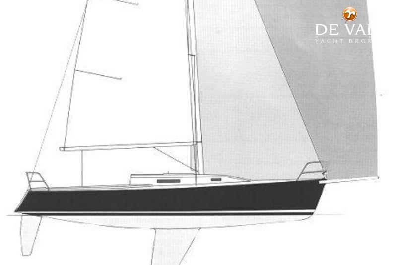105 zeilboot te koop   Jachtmakelaar De Valk