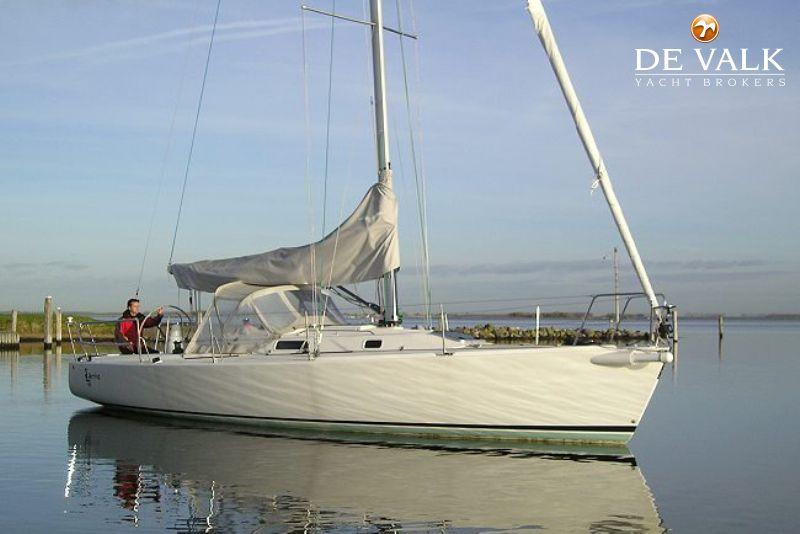 J 105 VERKOCHT sailing yacht for sale | De Valk Yacht broker