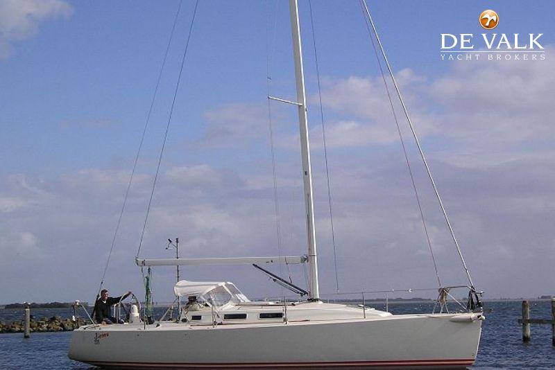 109 sailing yacht for sale | De Valk Yacht broker