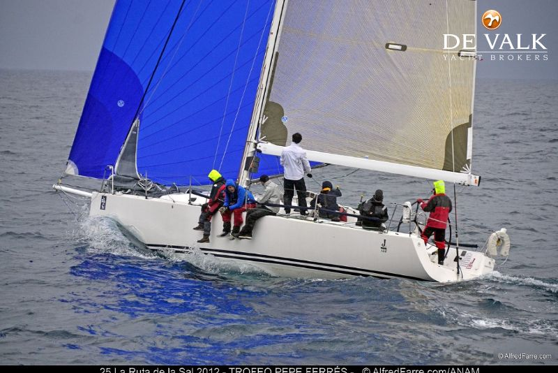 J BOATS J/122 sailing yacht for sale | De Valk Yacht broker