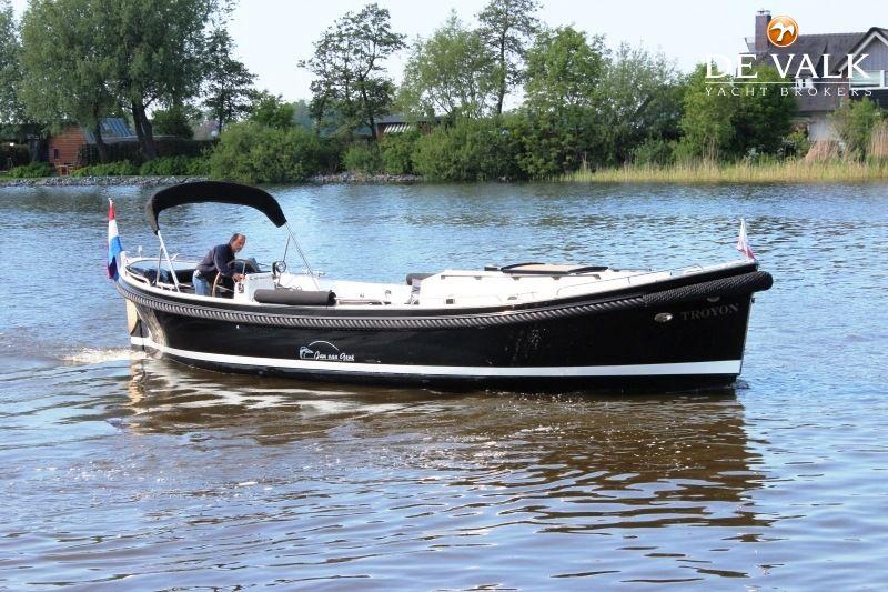 jan van gent 10 35 motor yacht for sale de valk yacht broker. Black Bedroom Furniture Sets. Home Design Ideas