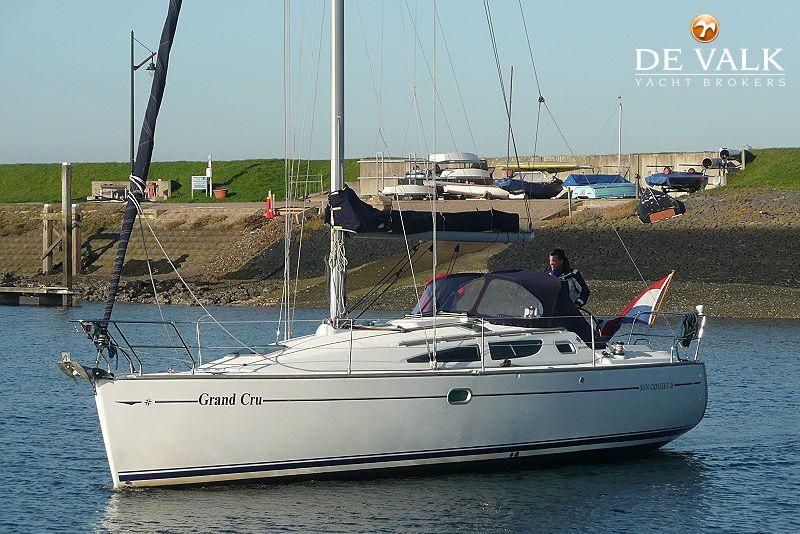 JEANNEAU SUN ODYSSEY 35 sailing yacht for sale | De Valk