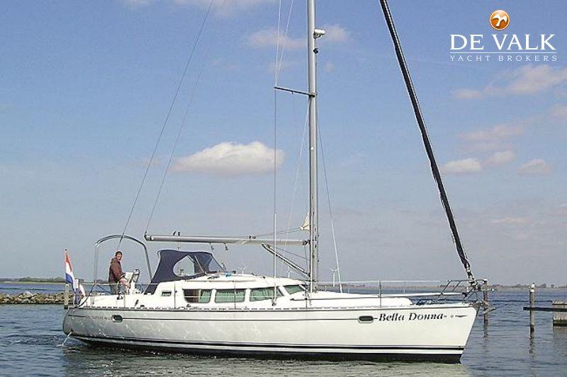 Jeanneau Sun Odyssey 40 Ds Sailing Yacht For Sale De Valk Yacht Broker
