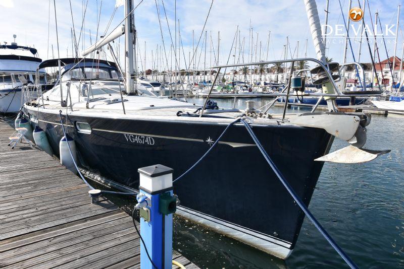 Jeanneau Sun Odyssey 54 Ds Sailing Yacht For Sale De Valk Yacht Broker