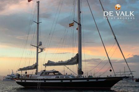 CLASSIC DUTCH MOTORSAILER sailing yacht for sale | De Valk Yacht broker