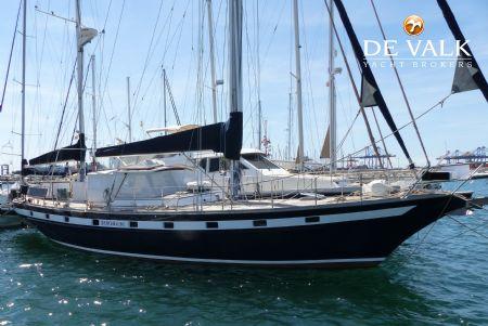BRONSVEEN 70 FT CENTERBOARD sailing yacht for sale | De Valk Yacht