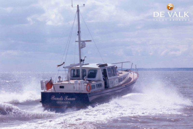 KANTER 45 motor yacht for sale | De Valk Yacht broker
