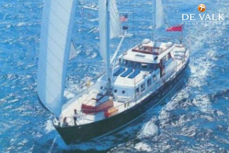 Ketch Motorsailer Sailing Yacht For Sale De Valk Yacht