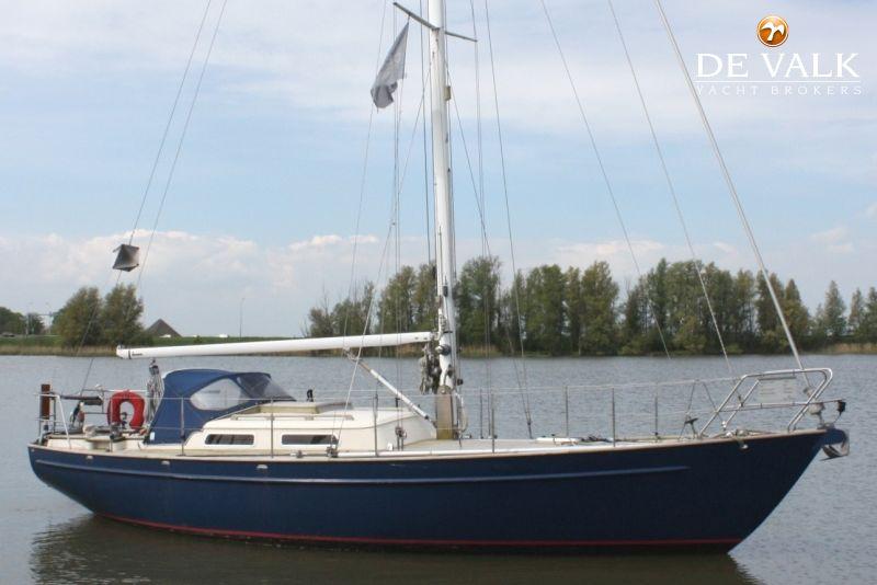Koopmans 36 Sailing Yacht For Sale De Valk Yacht Broker
